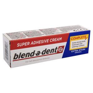 Blend-a-dent upev. krém Original Complete 47g - II. jakost